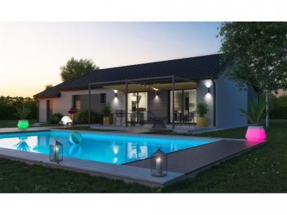 Maison neuve  à  Pommérieux (57420)  - 299999 € * : photo 2