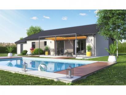 Maison neuve  à  Pommérieux (57420)  - 299999 € * : photo 4