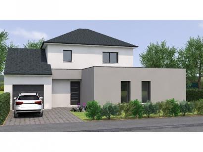 Modèle de maison R119136-3BGI 4 chambres  : Photo 1