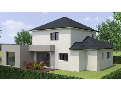 Modèle de maison R119136-3BGI 4 chambres  : Photo 2