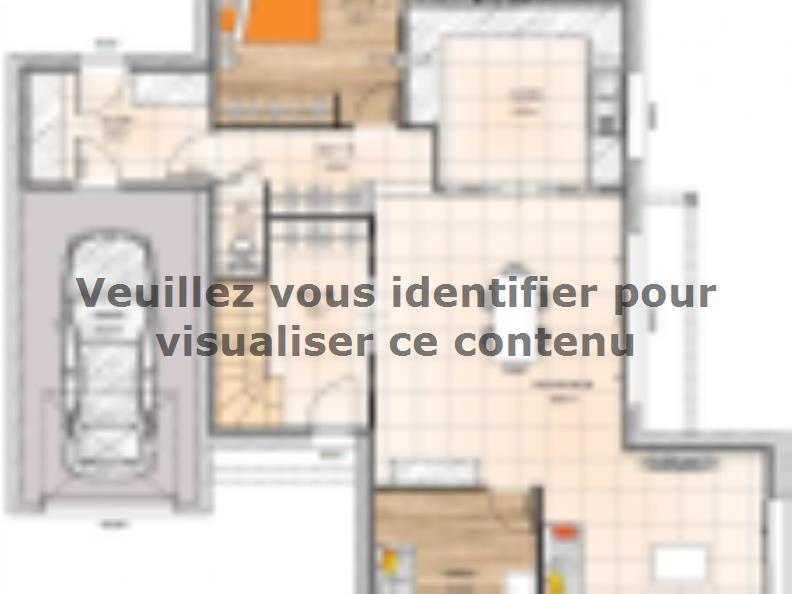 Plan de maison R119136-3BGI : Vignette 1