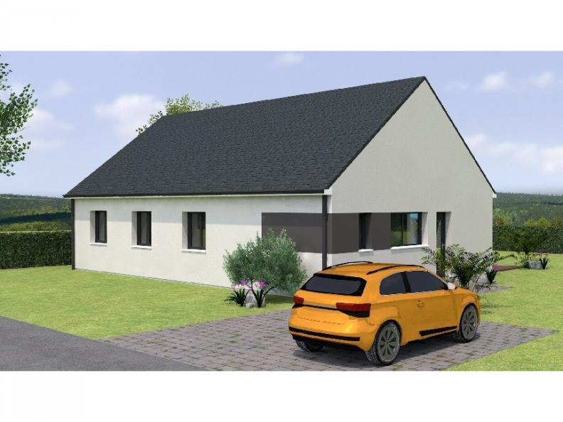 Modèle de maison PP19102-3B : Vignette 1
