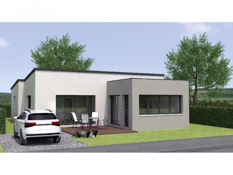 Modèle de maison PP19109-2 : Vignette 1