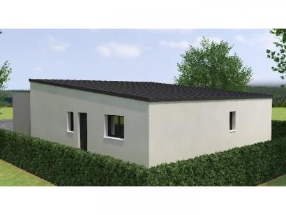 Modèle de maison PP19109-2 2 chambres  : Photo 2