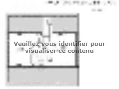 Plan de maison RCNA1970-2 2 chambres  : Photo 2