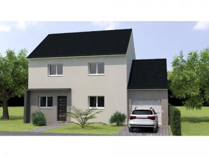 Modèle de maison R119108-5GA 5 chambres  : Photo 1