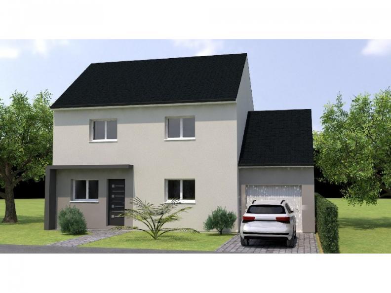 Modèle de maison R119108-5GA : Vignette 1