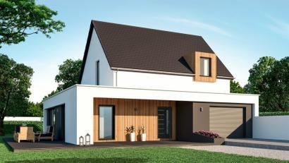 Les Plans De Maisons Bretagne De Maisons France Confort