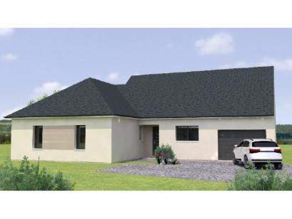 Modèle de maison PP19136-3GI 3 chambres  : Photo 1