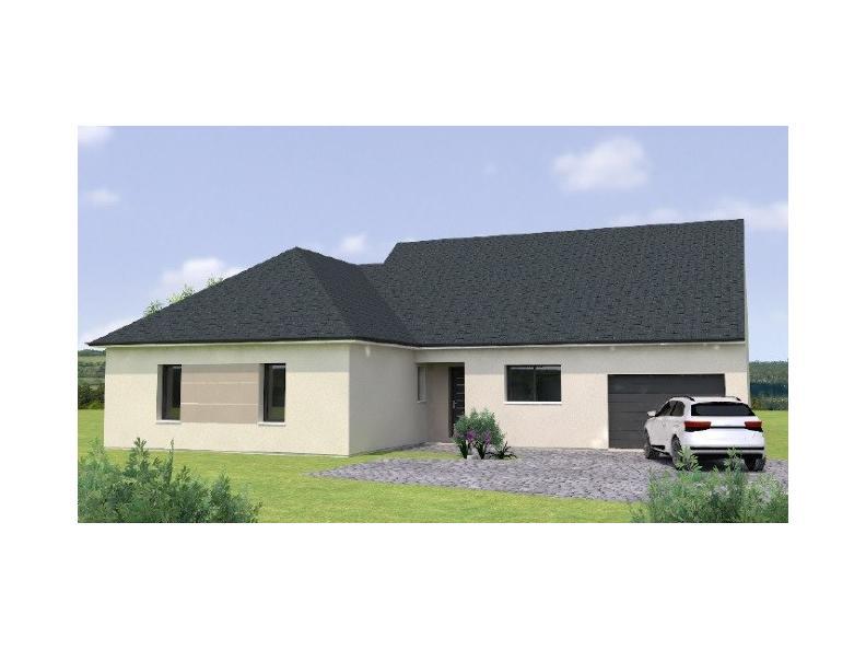Modèle de maison PP19136-3GI : Vignette 1