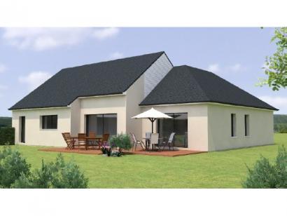 Modèle de maison PP19136-3GI 3 chambres  : Photo 2