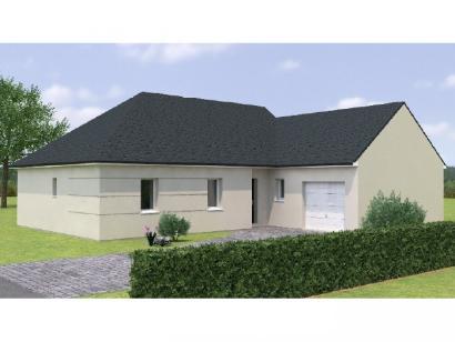 Modèle de maison PP19121-4GI 4 chambres  : Photo 1