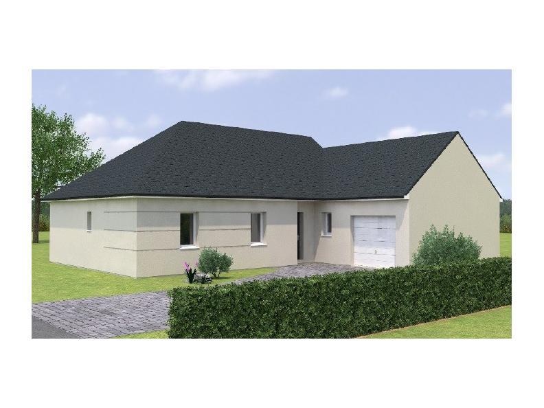 Modèle de maison PP19121-4GI : Vignette 1