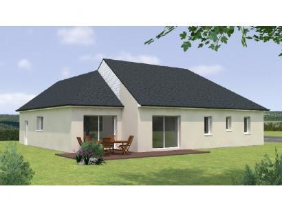 Modèle de maison PP19121-4GI 4 chambres  : Photo 2