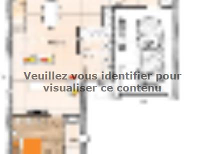 Plan de maison RCA19110-4GI 4 chambres  : Photo 1