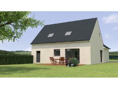 Modèle de maison RCA19110-4GI 4 chambres  : Photo 2