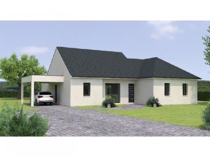 Modèle de maison PP19115-3 3 chambres  : Photo 1