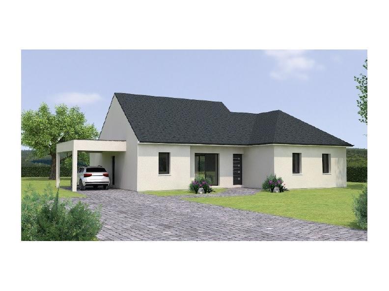 Modèle de maison PP19115-3 : Vignette 1