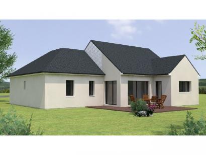 Modèle de maison PP19115-3 3 chambres  : Photo 2