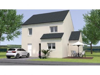 Modèle de maison R120107-4 4 chambres  : Photo 1