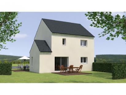 Modèle de maison R120107-4 4 chambres  : Photo 2