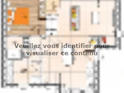 Plan de maison R120107-4 4 chambres  : Photo 1