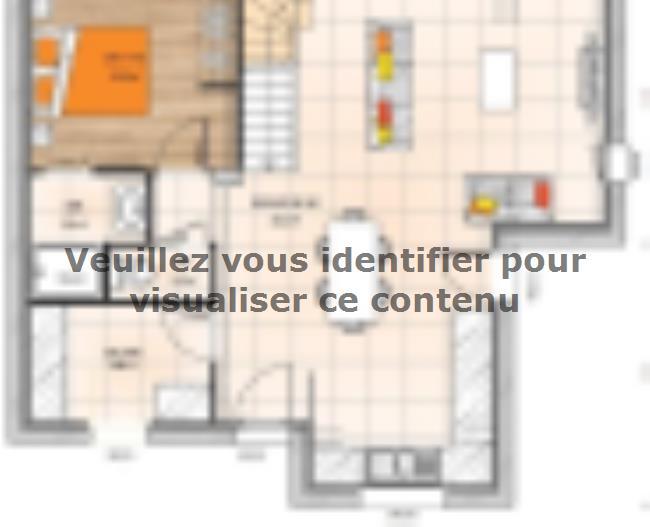 Plan de maison R120107-4 : Vignette 1