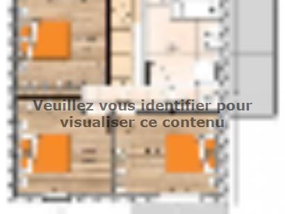 Plan de maison R120107-4 4 chambres  : Photo 2
