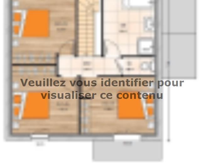 Plan de maison R120107-4 : Vignette 2