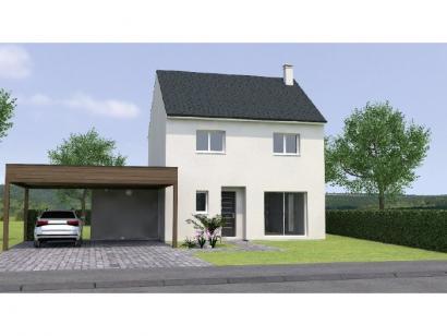 Modèle de maison R120107-3 3 chambres  : Photo 1