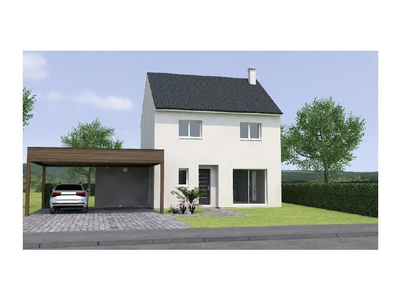 Modèle de maison R120107-3 : Vignette 1