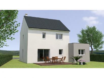Modèle de maison R120107-3 3 chambres  : Photo 2