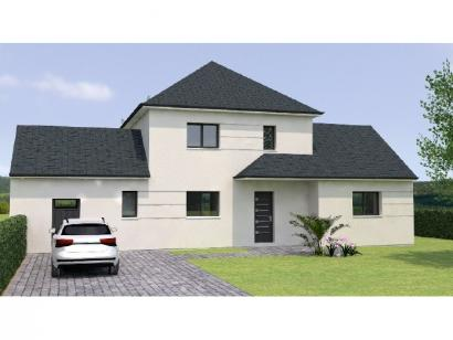 Modèle de maison R120122-3 3 chambres  : Photo 1