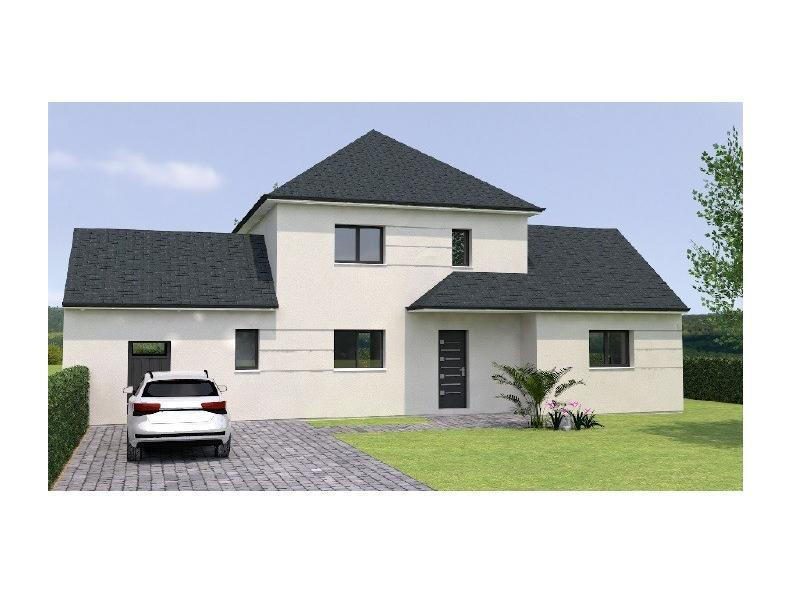 Modèle de maison R120122-3 : Vignette 1