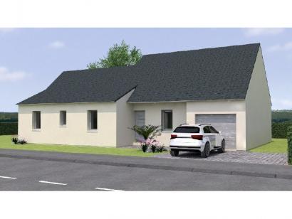 Modèle de maison PP20108-4GI 3 chambres  : Photo 1