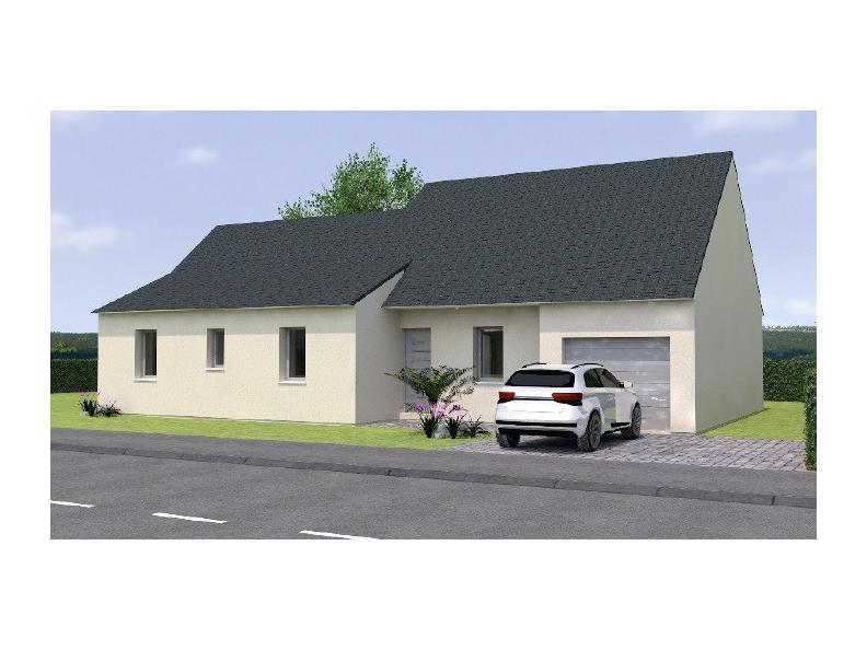 Modèle de maison PP20108-4GI : Vignette 1
