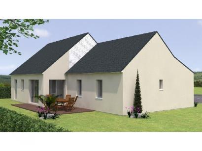 Modèle de maison PP20108-4GI 3 chambres  : Photo 2