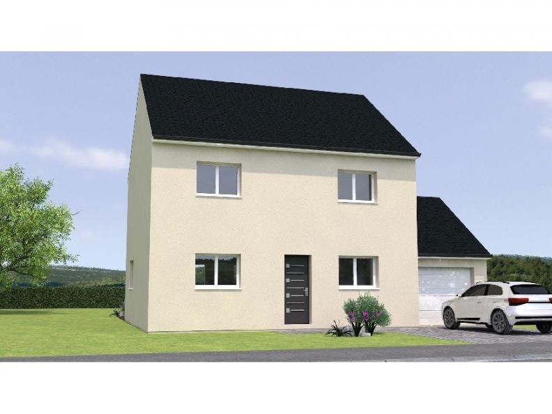 Modèle de maison R119110-3BGA : Vignette 1