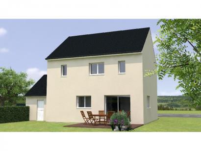 Modèle de maison R119110-3BGA 4 chambres  : Photo 2