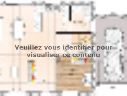 Plan de maison R119110-3BGA 4 chambres  : Photo 1
