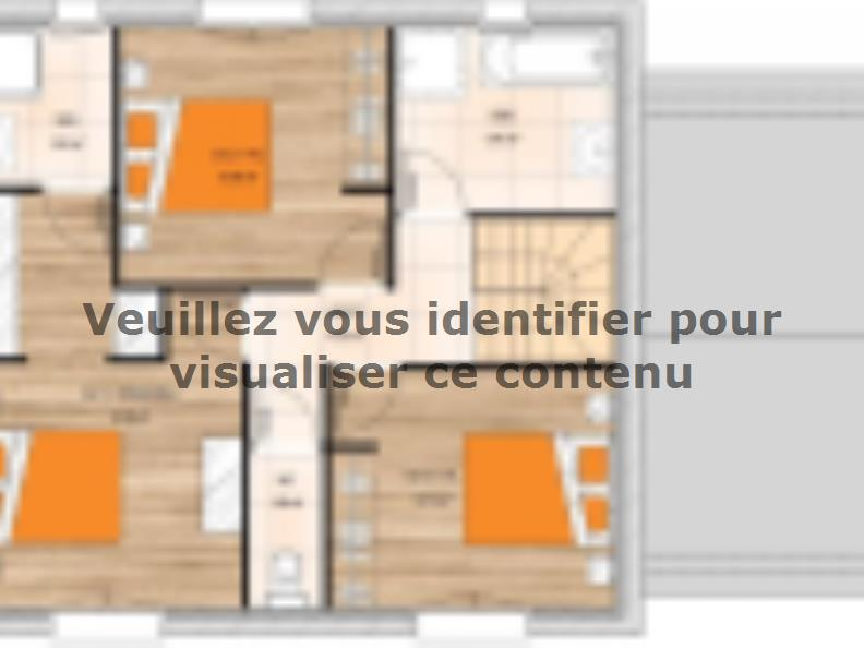 Plan de maison R119110-3BGA : Vignette 2