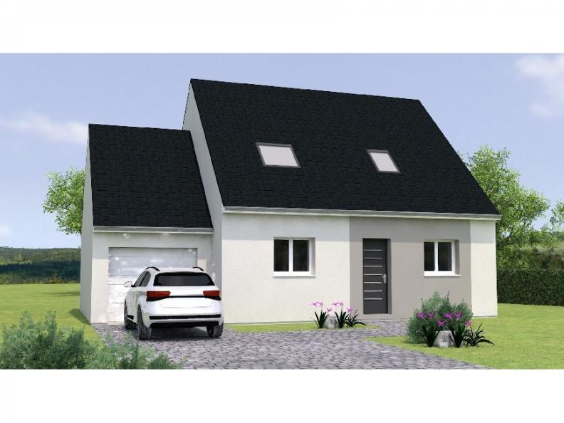 Modèle de maison RCA1995-3GA : Vignette 1