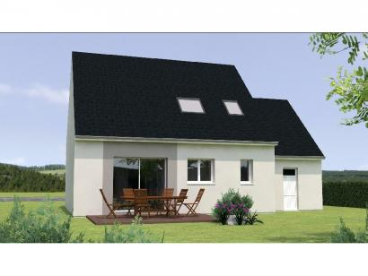 Modèle de maison RCA1995-3GA 3 chambres  : Photo 2