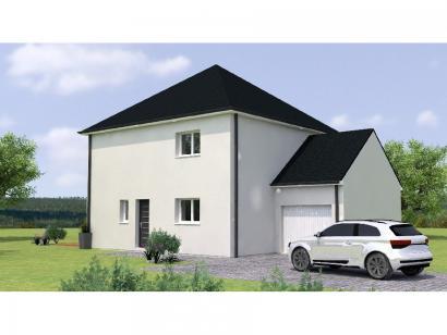 Modèle de maison R119130-4MGA 4 chambres  : Photo 1