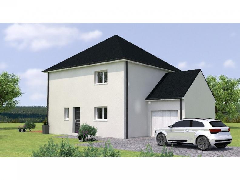 Modèle de maison R119130-4MGA : Vignette 1