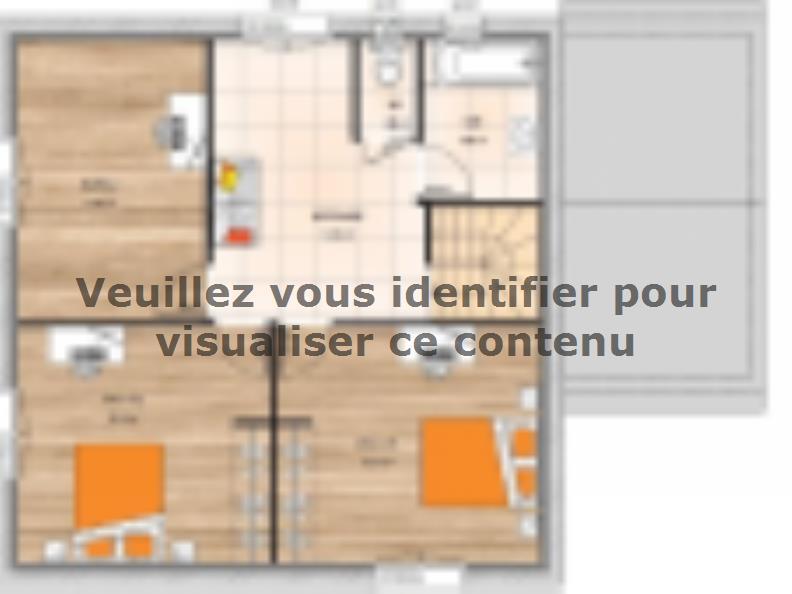 Plan de maison R119130-4MGA : Vignette 2