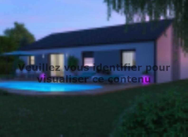 Maison neuve Condé-Northen 199500 € * : vignette 2