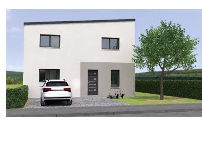 Modèle de maison R1MP20130-4M 4 chambres  : Photo 1