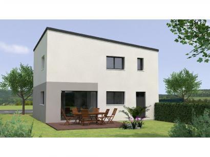 Modèle de maison R1MP20130-4M 4 chambres  : Photo 2