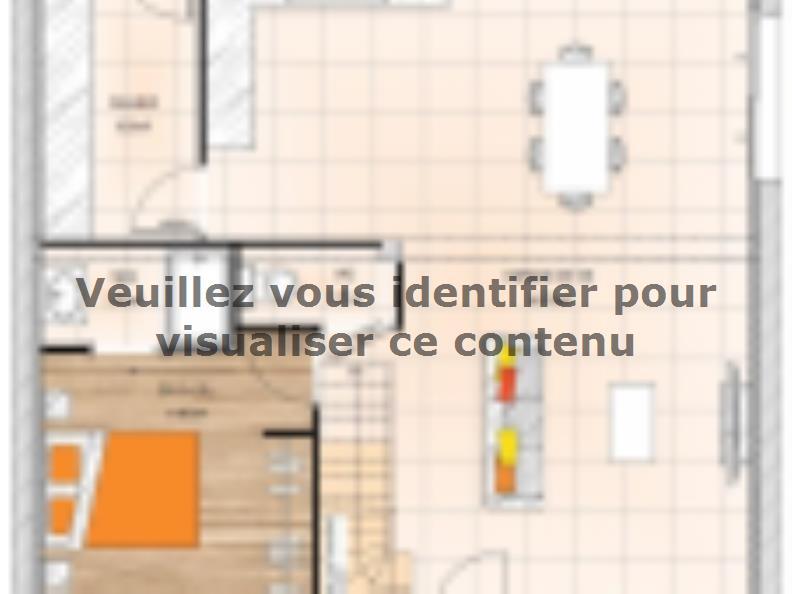 Plan de maison R1MP20130-4M : Vignette 1